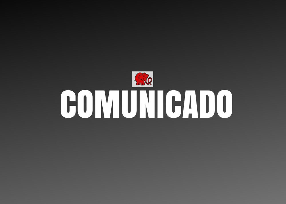 Imagem COMUNICADO COVERGÊNCIA